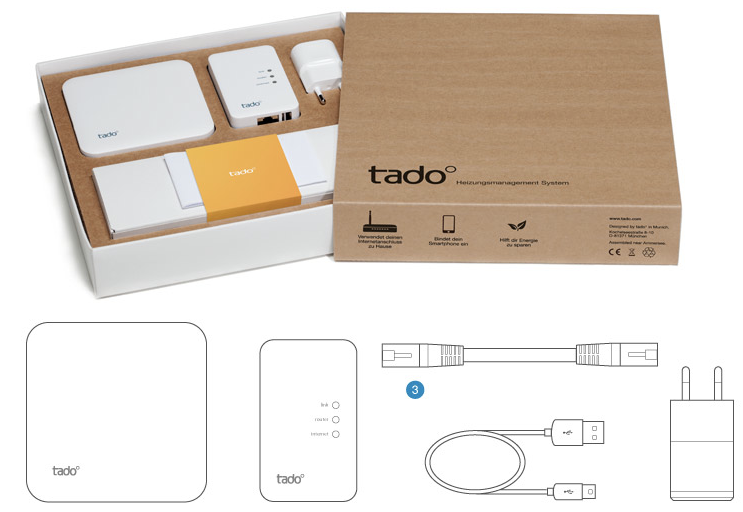 tado heizungssteuerung smarthome guide. Black Bedroom Furniture Sets. Home Design Ideas